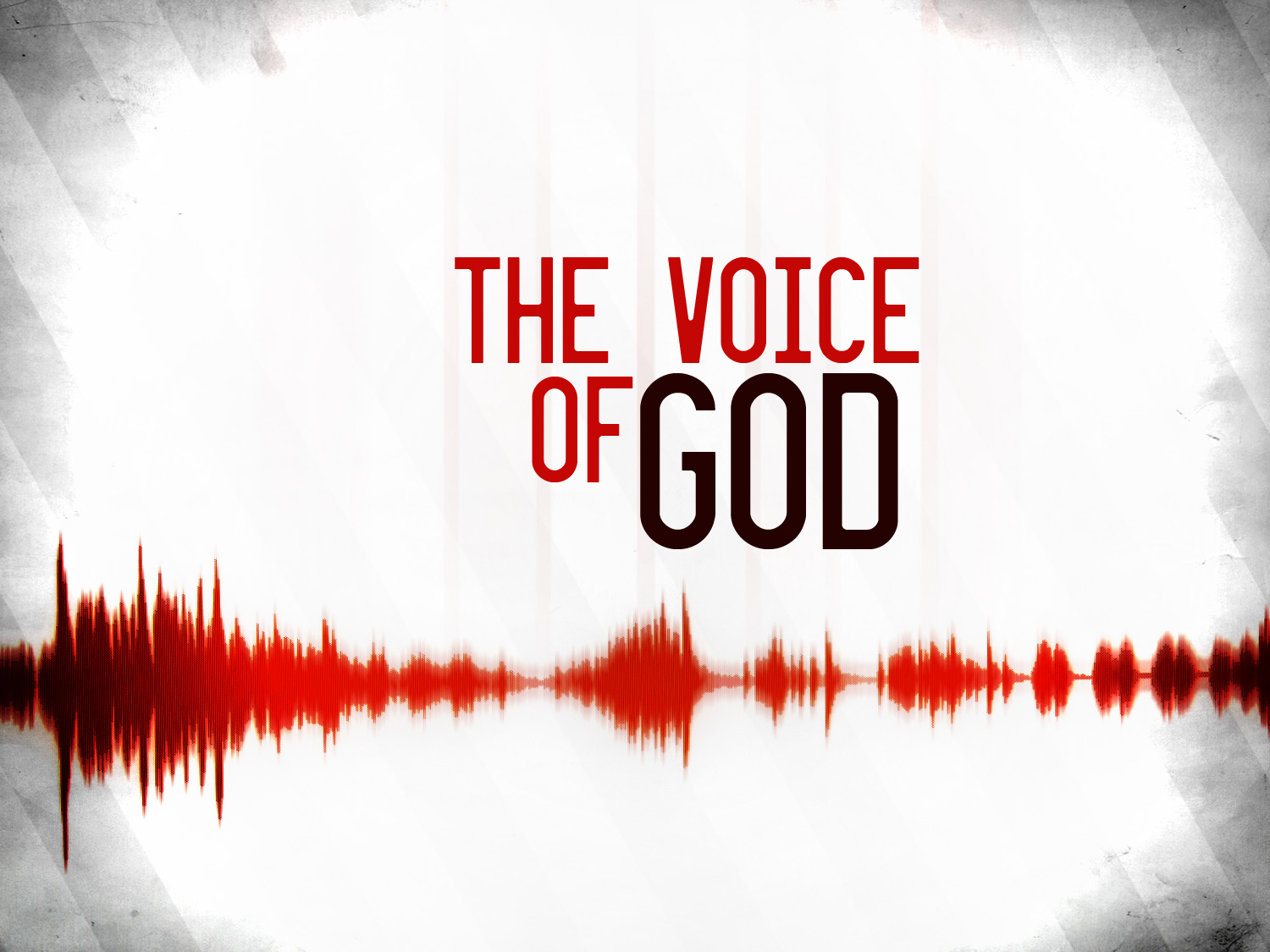 Image result for voice of God, photo?