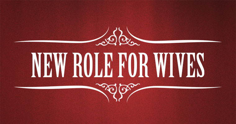 NewRolesforWives